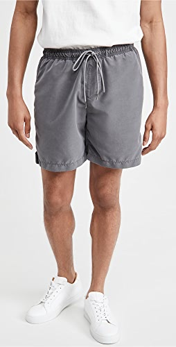 Save Khaki - Twill Beach Shorts