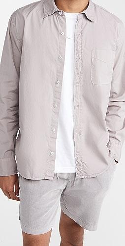 Save Khaki - Poplin Standard Shirt