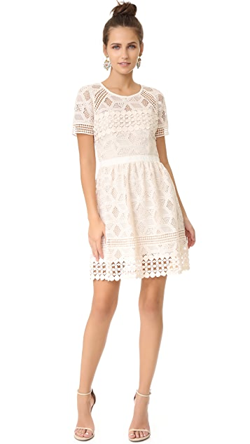 Saylor Valencia Mini Dress