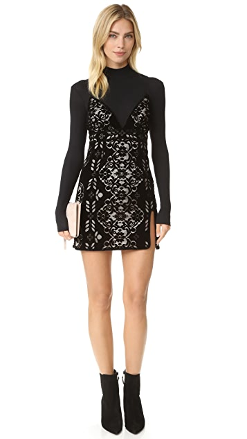 Saylor Logan Mini Dress