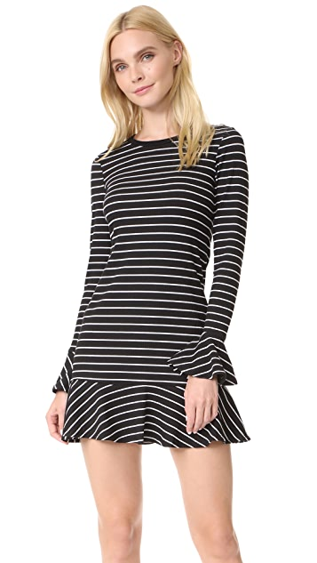 Saylor Tessa Stripe Dress