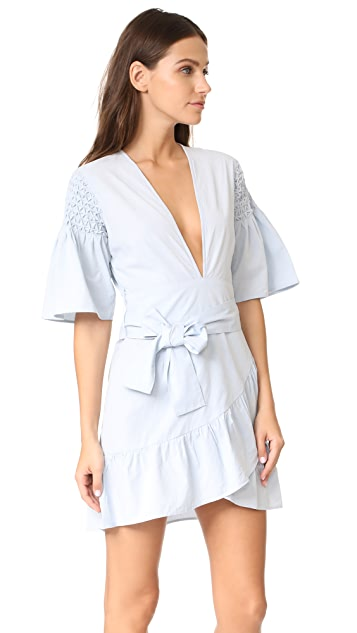 Saylor Phebe Shirting Dress