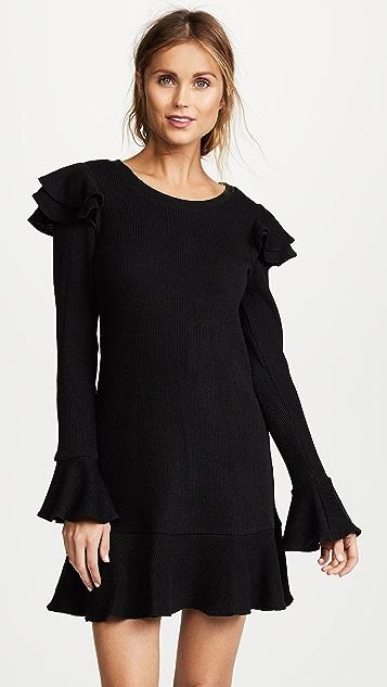 Saylor Chase Dress - Black