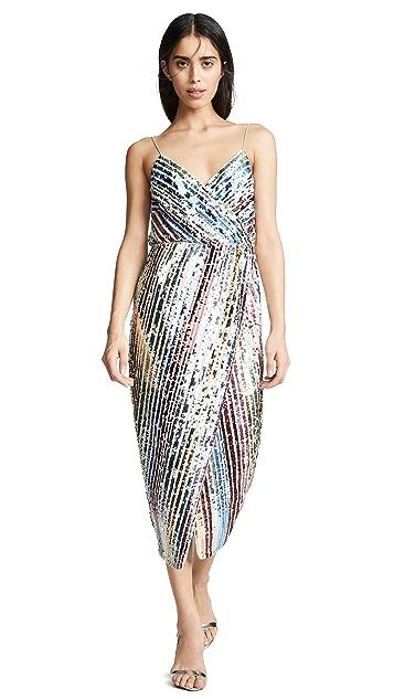 Saylor Sallie Sequin Dress