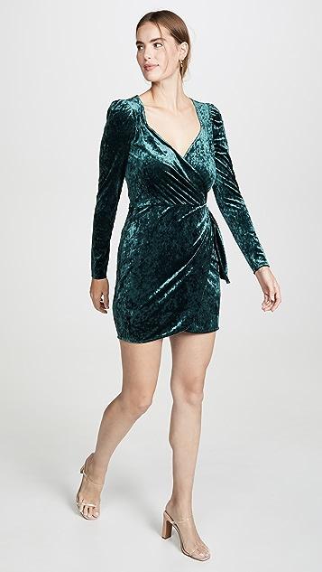 Saylor Gray Dress