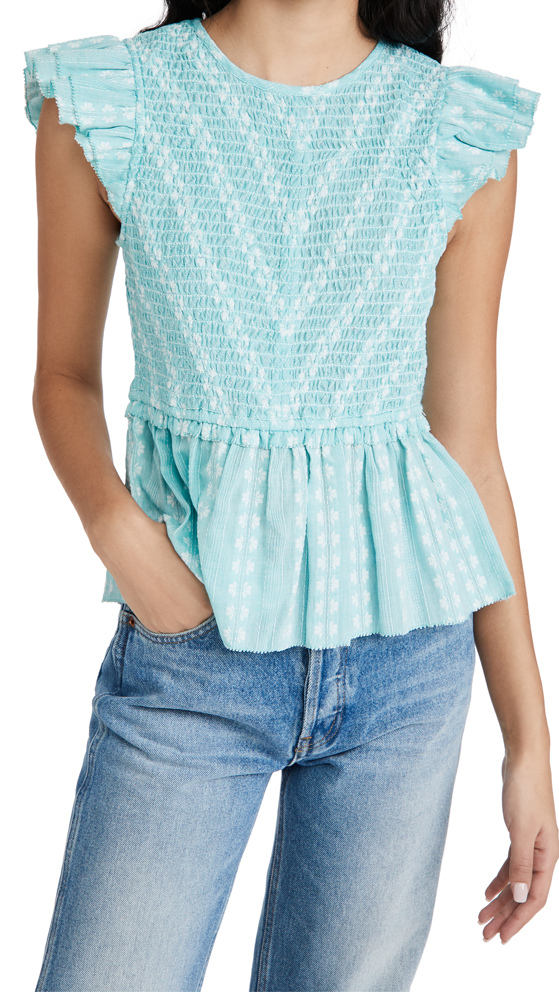Saylor Laurel Top