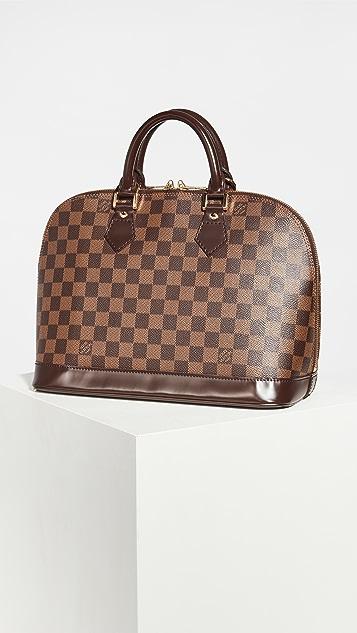 Shopbop Archive Louis Vuitton Alma, Damier Ebene 托特包