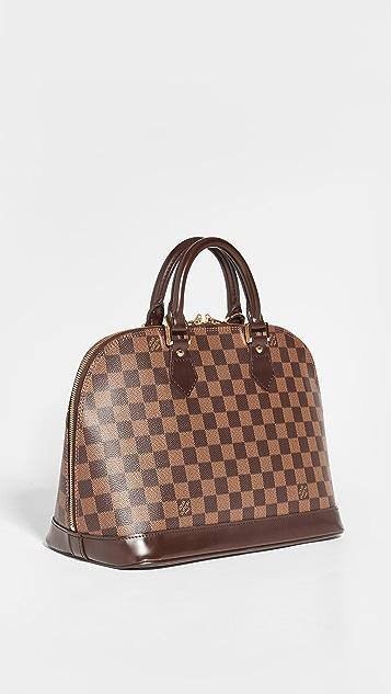 Shopbop Archive Louis Vuitton Alma, Damier Ebene Tote
