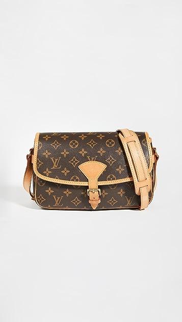 Shopbop Archive Louis Vuitton Monogram Sologne M42250 Bag