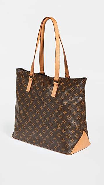 Shopbop Archive Louis Vuitton Cabas Mezzo 交织字母包