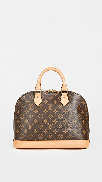 Shopbop Archive Louis Vuitton Alma Pm Monogram Bag