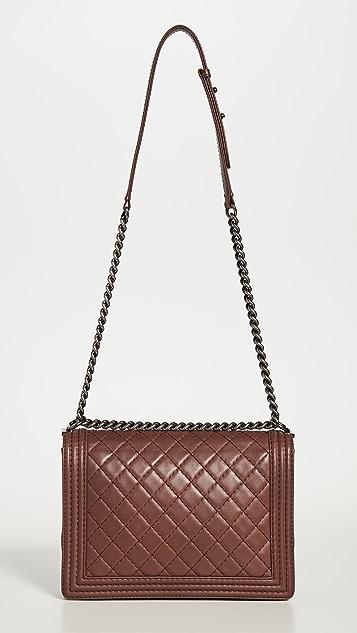 Shopbop Archive Chanel Boy 30cm 单肩包