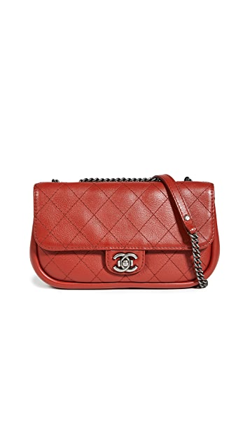 Shopbop Archive Chanel Chain Quilted Small Flap