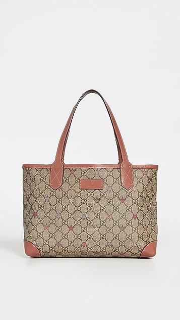 Shopbop Archive Gucci | Gg Star Supreme 帆布托特包