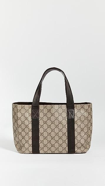Shopbop Archive Gucci Supreme Handbag