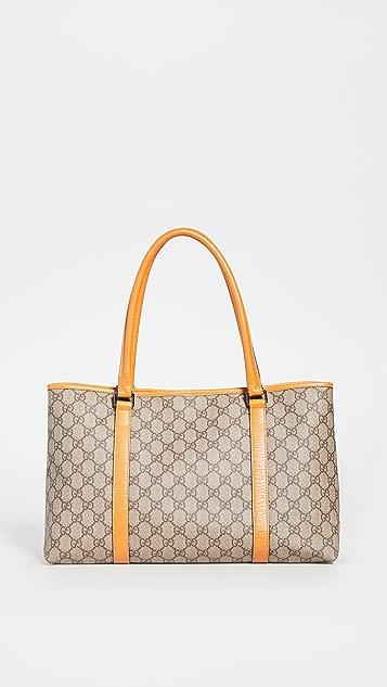 Shopbop Archive Gucci GG Plus 托特包