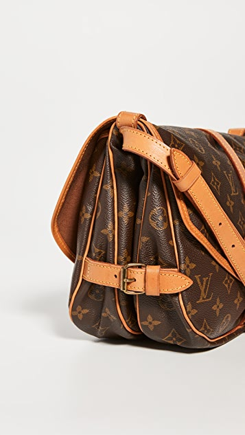 Shopbop Archive Louis Vuitton Saumur Bag