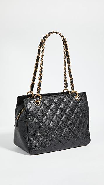 Shopbop Archive Chanel Petite Timeless Tote Bag