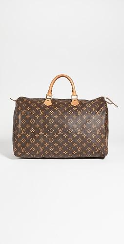 Shopbop Archive - Louis Vuitton Speedy 40 Monogram Canvas Bag