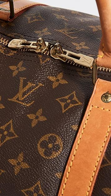 Shopbop Archive Louis Vuitton Keepall 55 Monogram Duffel Bag