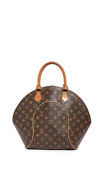 Shopbop Archive Louis Vuitton Ellipse Mm 字母组合图案帆布