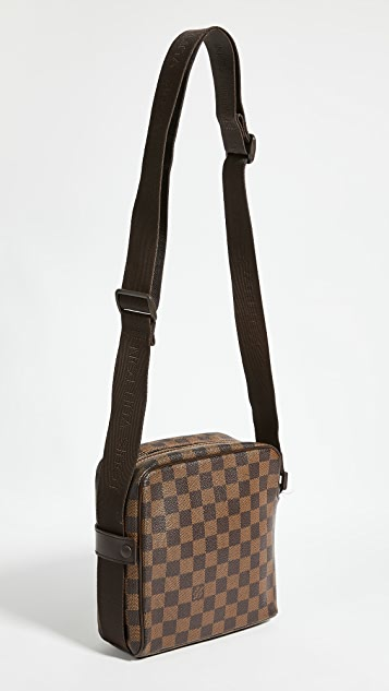 Shopbop Archive Louis Vuitton Olav Damier Ebene 包