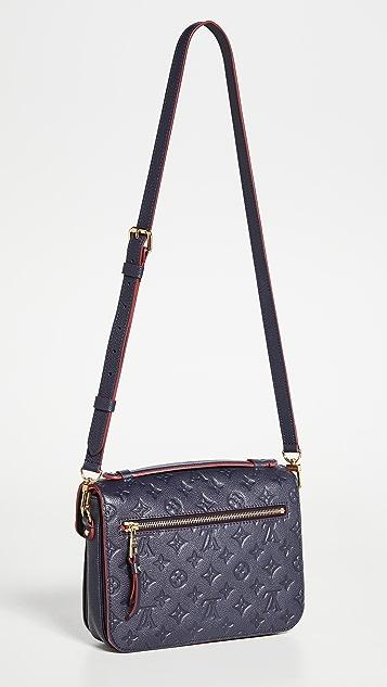 Shopbop Archive Louis Vuitton Pochette Metis Shoulder Bag