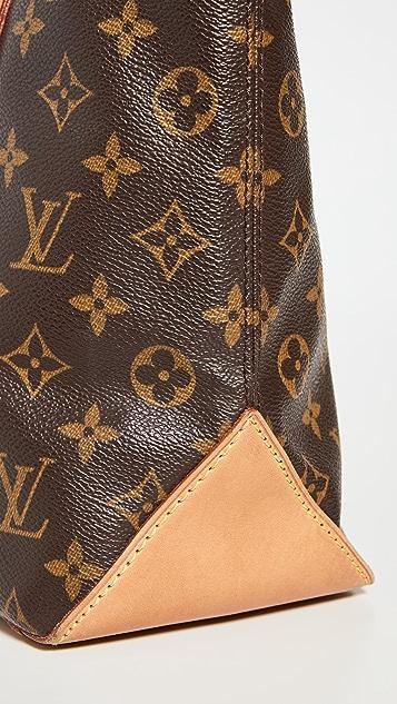 Shopbop Archive Louis Vuitton Monogram Cabas Piano Bag