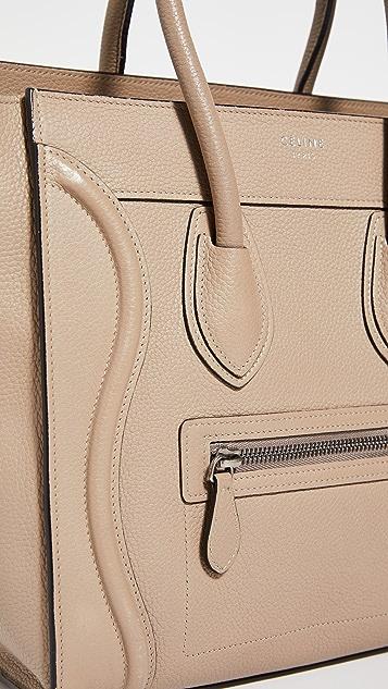 Shopbop Archive Celine Luggage 微型购物袋