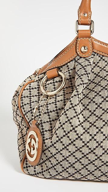 Shopbop Archive Gucci Diamante Sukey Tote Bag