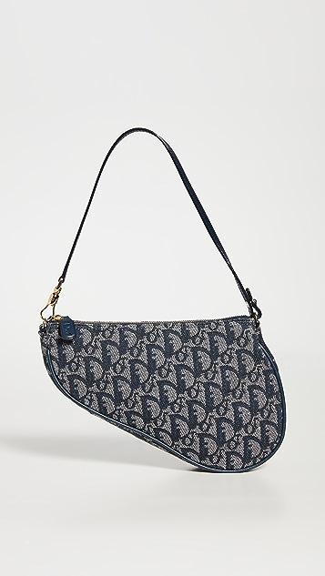 Shopbop Archive Dior Saddle Pochette