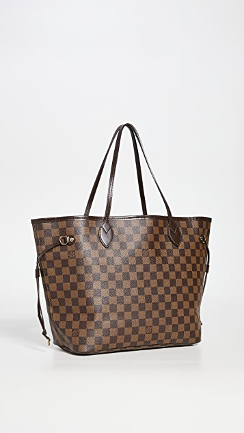 Shopbop Archive Louis Vuitton Damier Neverfull MM 托特包