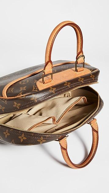 Shopbop Archive Louis Vuitton Trouville Monogram Bag