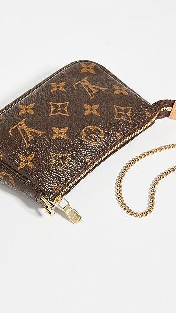 Shopbop Archive Louis Vuitton Monogram Mini Pochette Bag