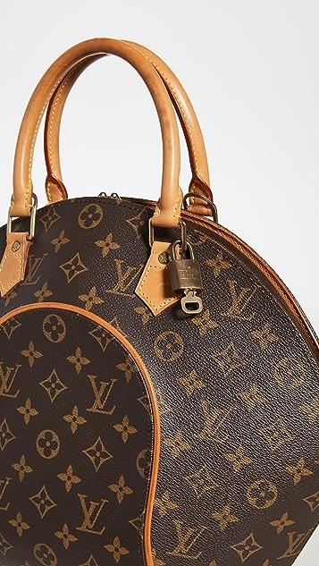 Shopbop Archive Louis Vuitton Ellipse 交织字母包