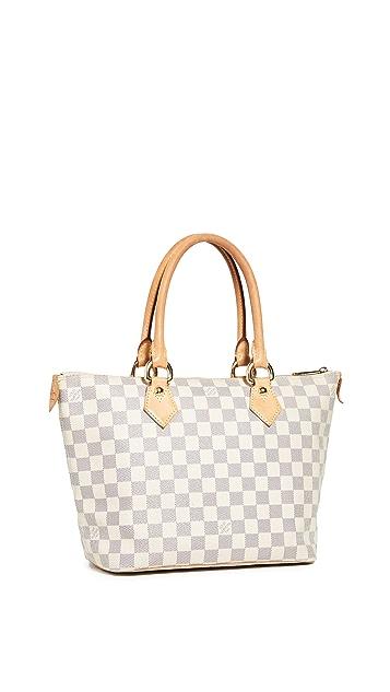Shopbop Archive Louis Vuitton Damier Azur Saleya 包