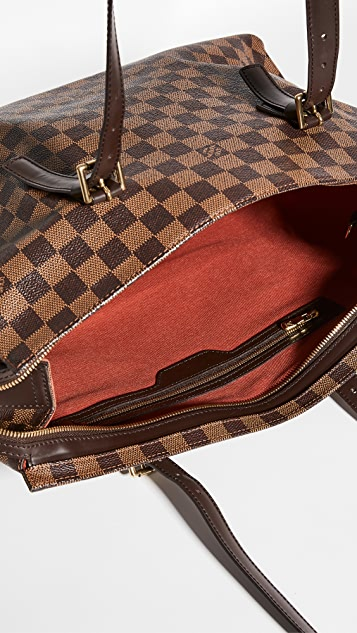 Shopbop Archive Louis Vuitton Chelsea Damier Ebene Bag