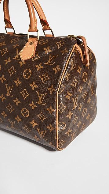 Shopbop Archive Louis Vuitton Speedy 30 Monogram Bag