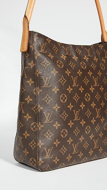 Shopbop Archive Louis Vuitton Looping Gm Monogram Bag