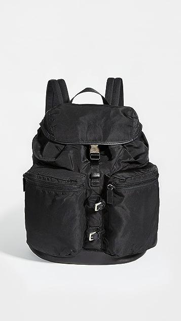 Shopbop Archive Prada Tessuto Zaino 尼龙双肩包