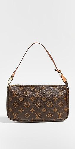 Shopbop Archive - Louis Vuitton Pochette 交织字母配饰包