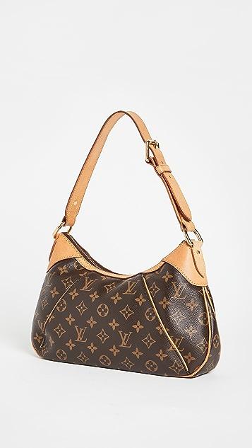 Shopbop Archive Louis Vuitton Thames 交织字母包