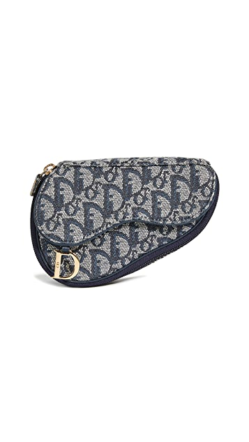 Shopbop Archive Christian Dior Trotteur Saddle Pouch
