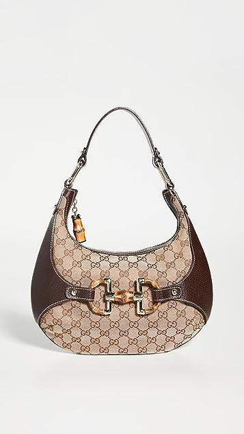 Shopbop Archive Gucci Bamboo Amalfi Small Hobo Bag