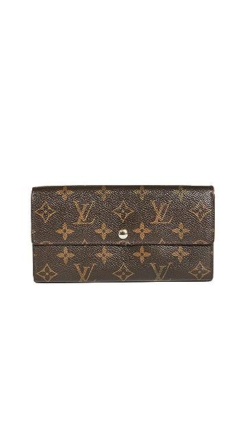 Shopbop Archive Louis Vuitton Sarah Wallet