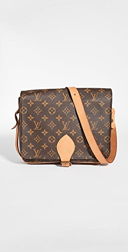 Shopbop Archive - Louis Vuitton Cartouchiere Gm 交织字母包