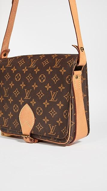 Shopbop Archive Louis Vuitton Cartouchiere Gm 交织字母包