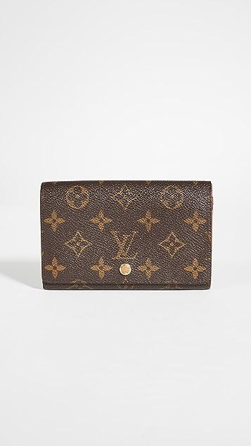 Shopbop Archive Louis Vuitton 交织字母 Porte Monnaie 钱包