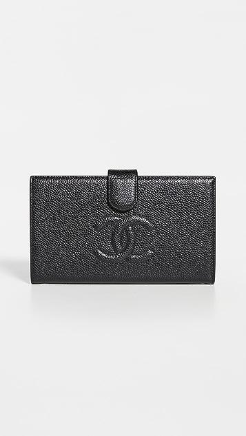 Shopbop Archive Chanel 经典 CC 法式钱包