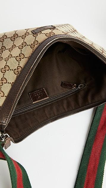 Shopbop Archive Gucci Sherry Line Shoulder Bag